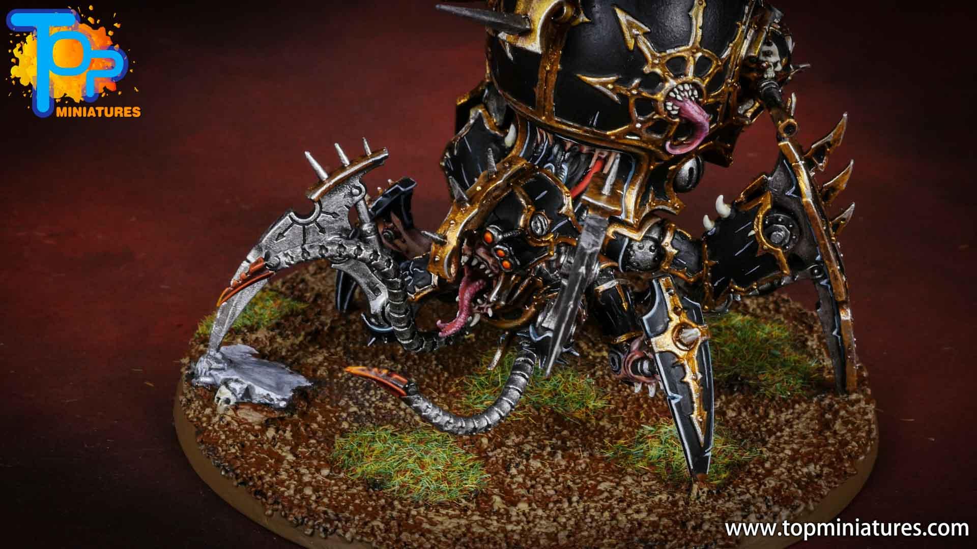 Black legion shadowspear venom crawler (6)