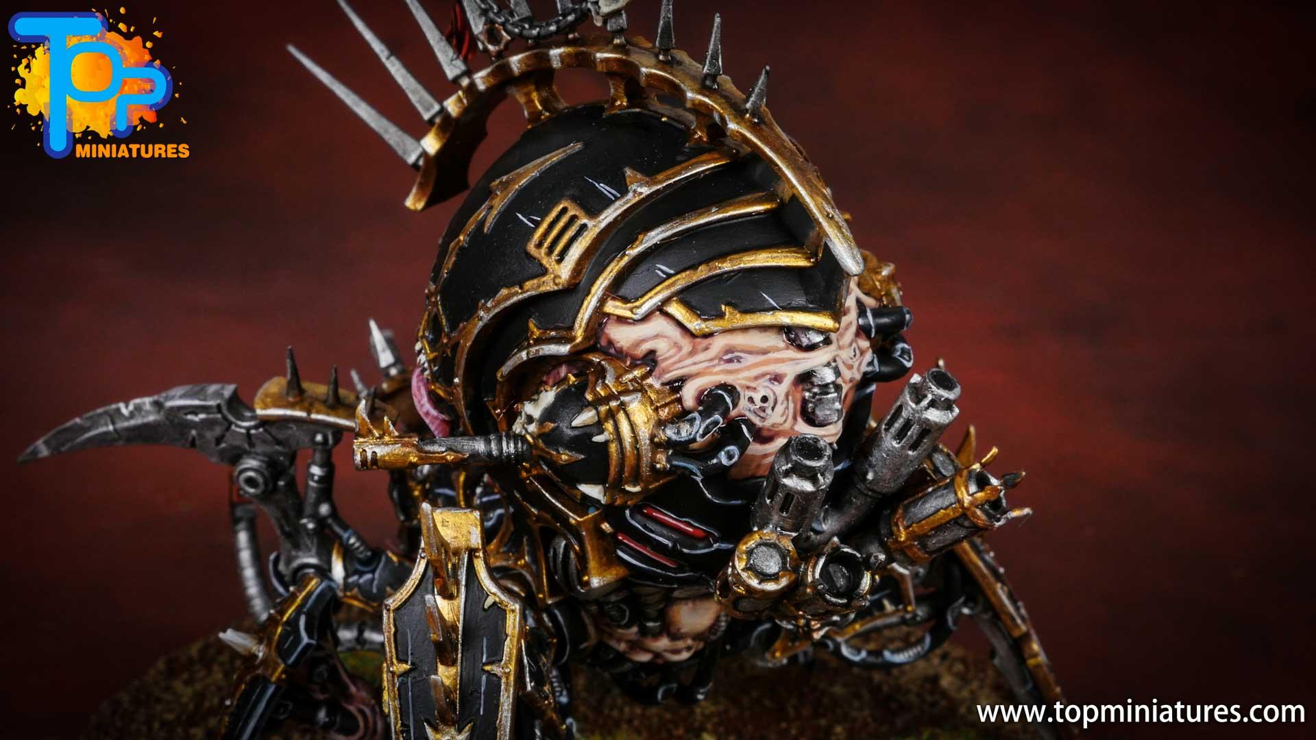 Black legion shadowspear venom crawler (7)