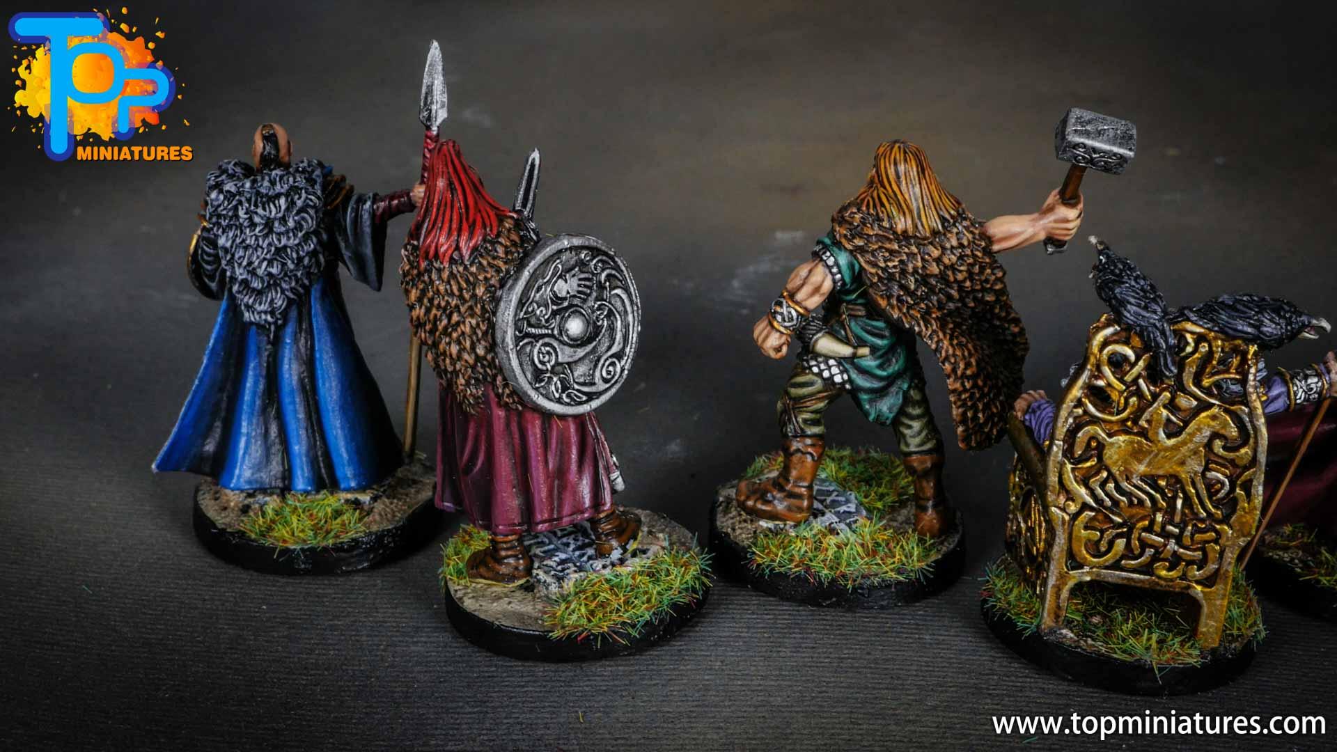 Blood rage gods of asgard (2)