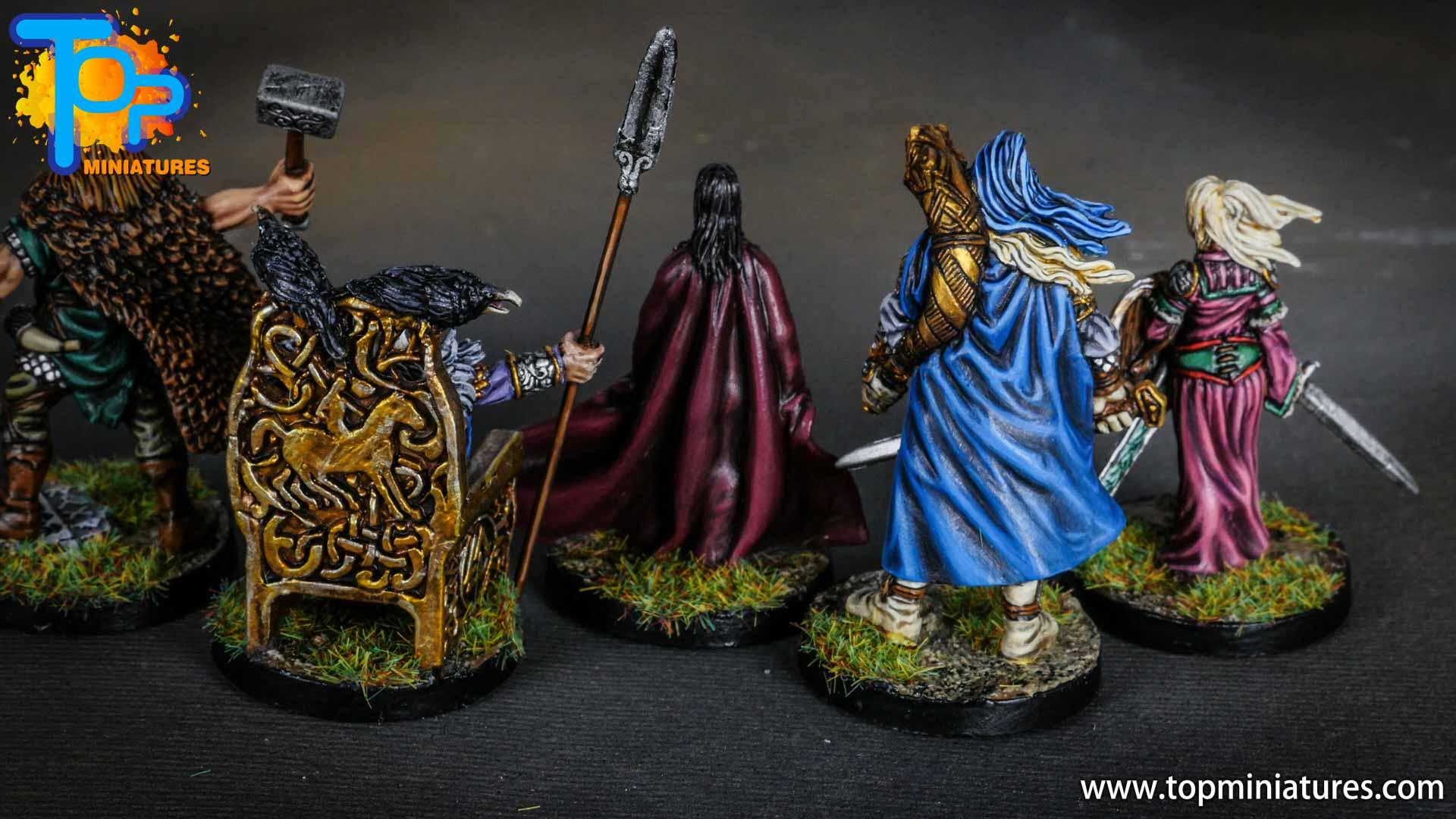 Blood rage gods of asgard (3)