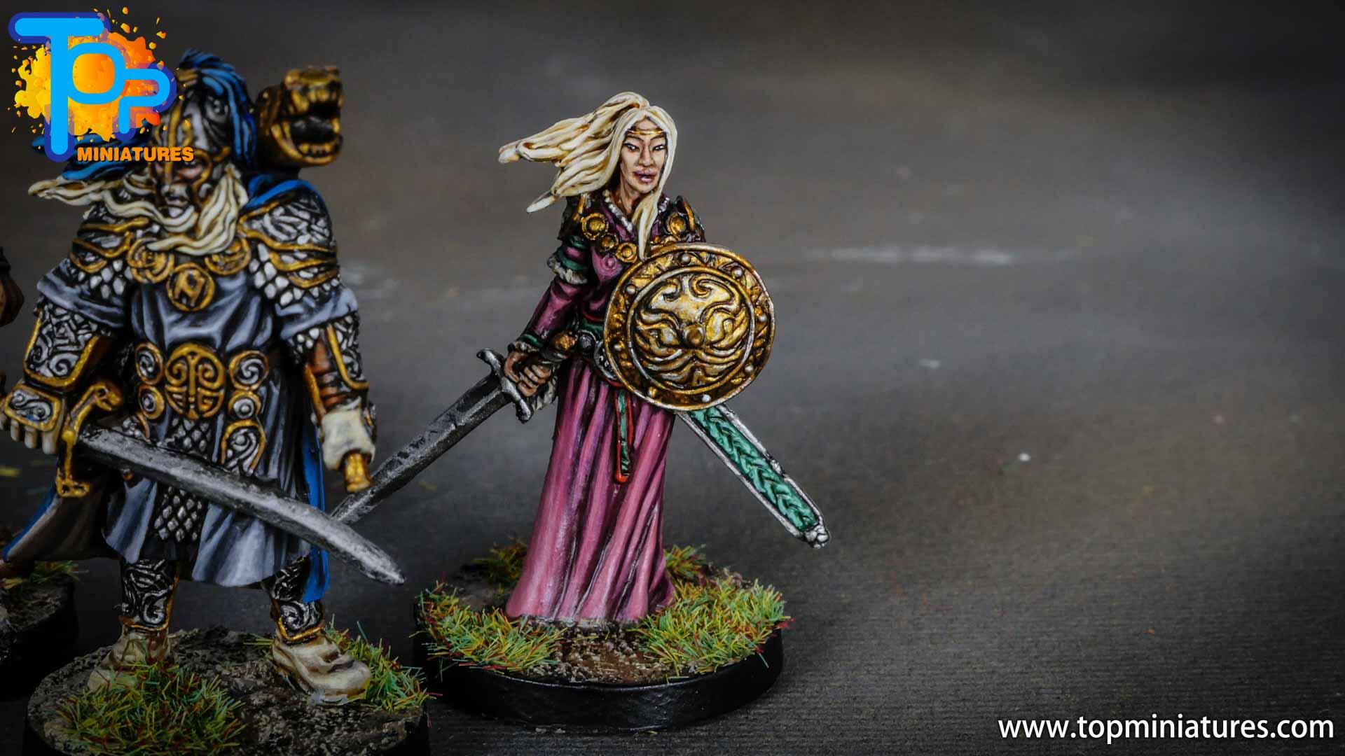 Blood rage gods of asgard frigga (2)