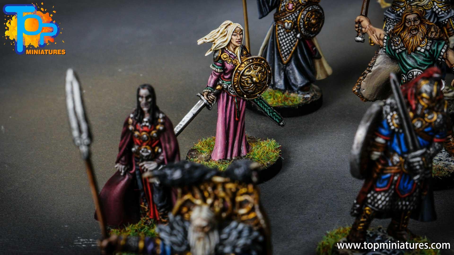 Blood rage gods of asgard frigga