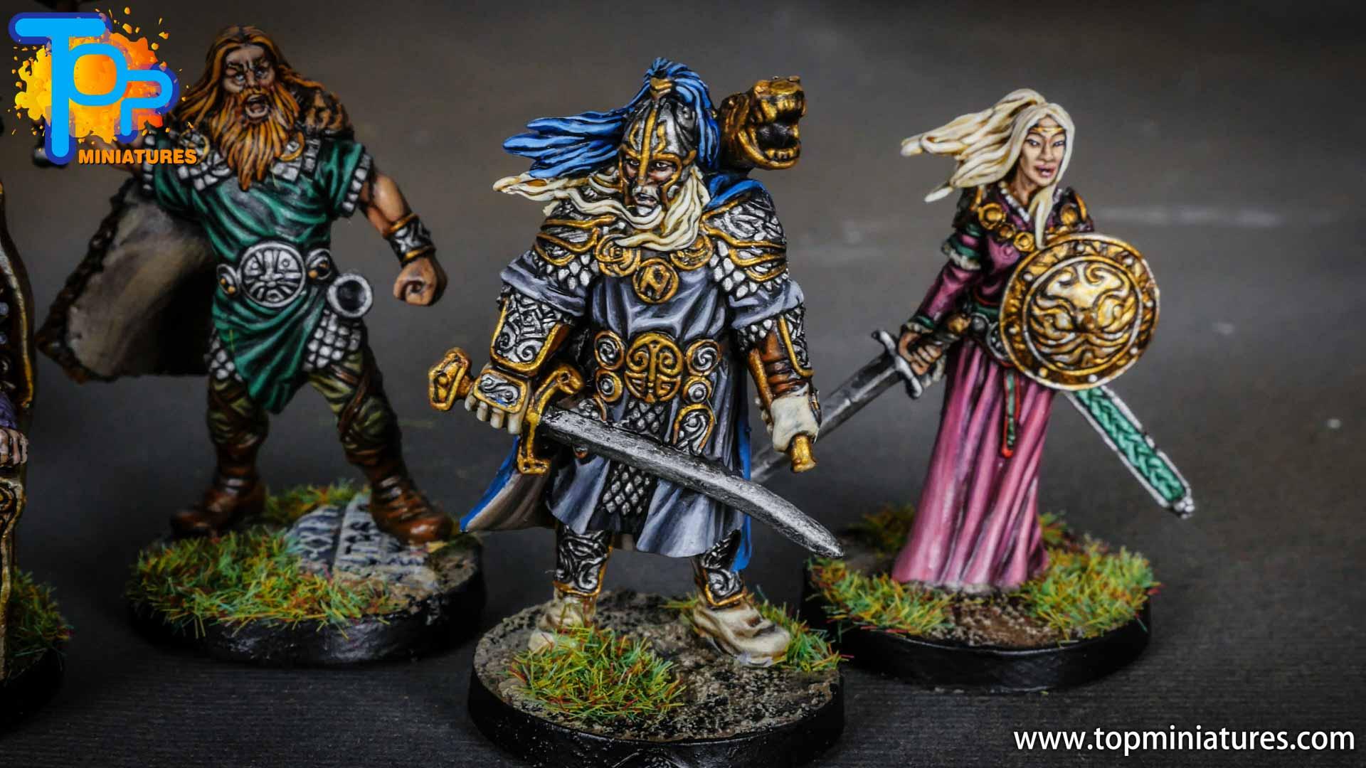 Blood rage gods of asgard heimdall