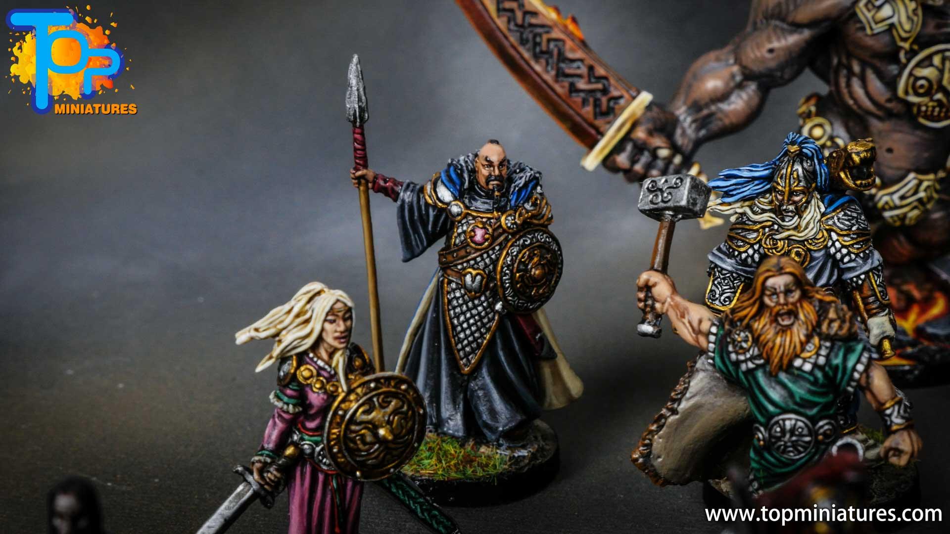 Blood rage gods of asgard hili