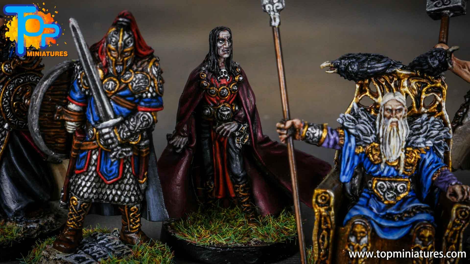 Blood rage gods of asgard loki (2)