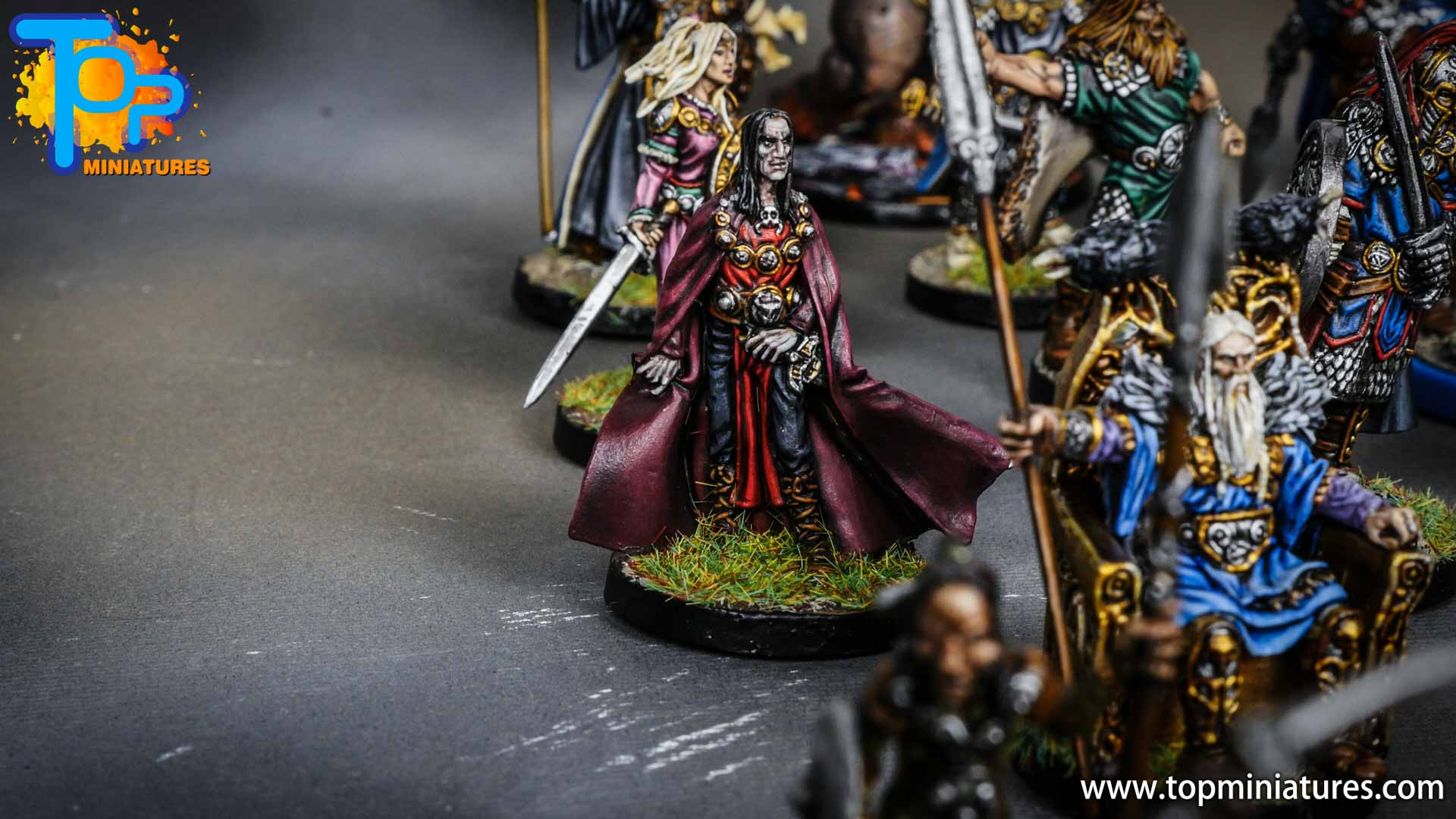 Blood rage gods of asgard loki