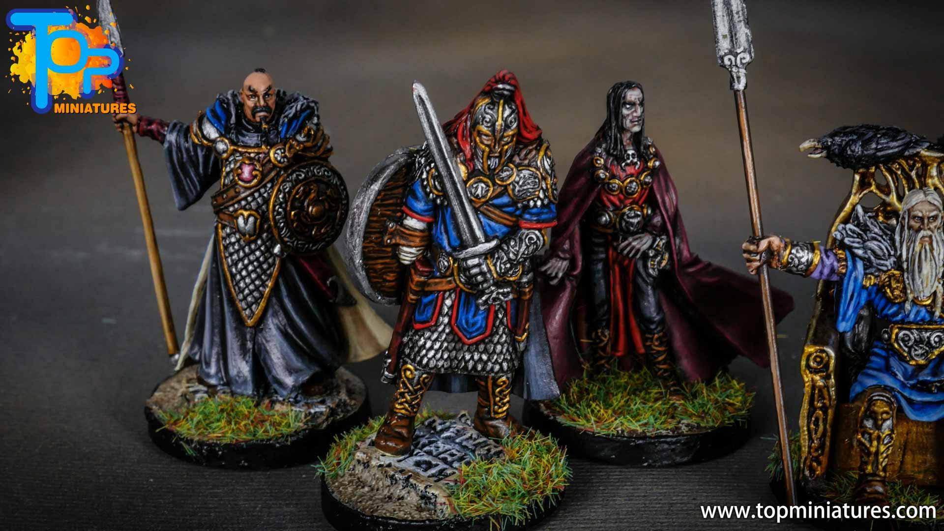 Blood rage gods of asgard tyr