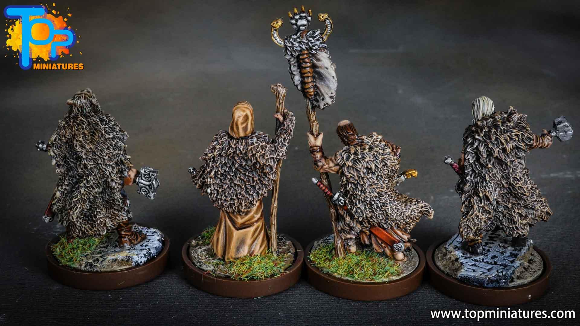 Blood rage painted bear clan (1)