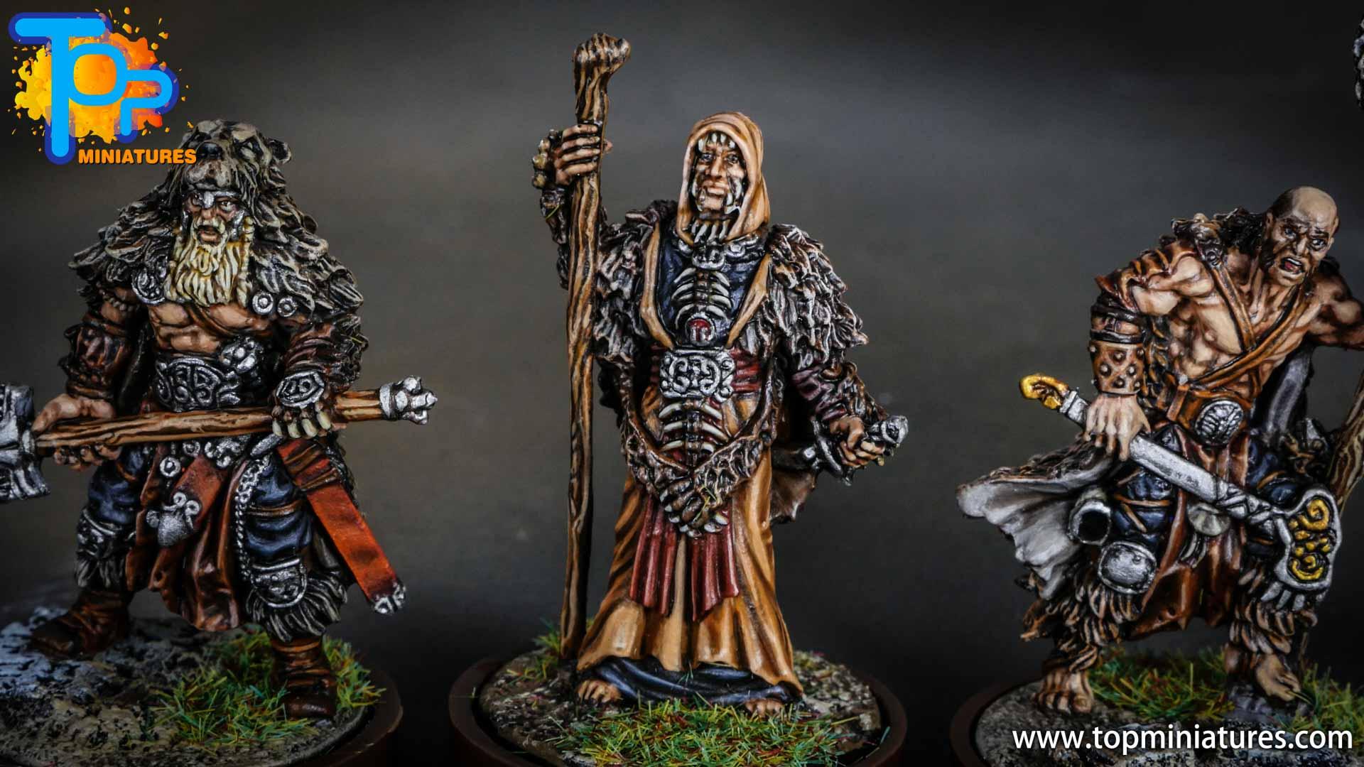 Blood rage painted bear clan (10)