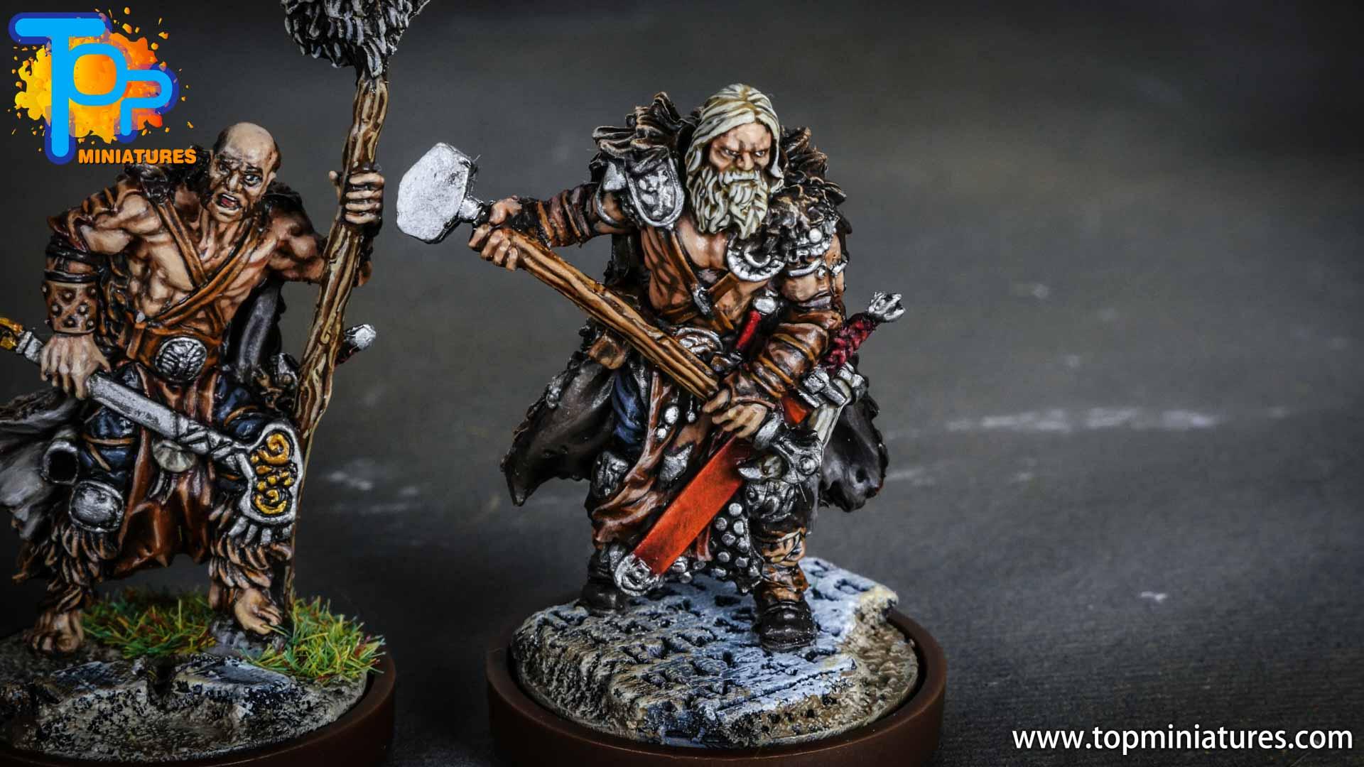 Blood rage painted bear clan (12)