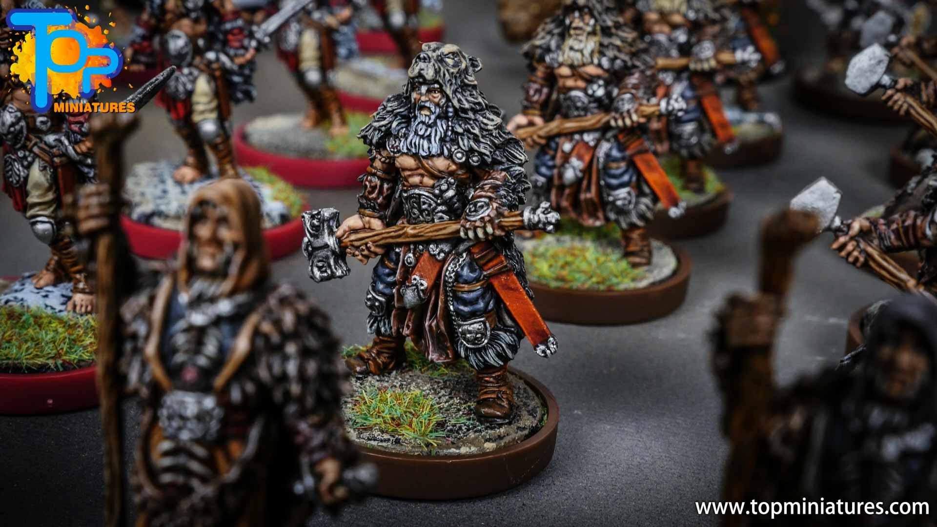 Blood rage painted bear clan (3)