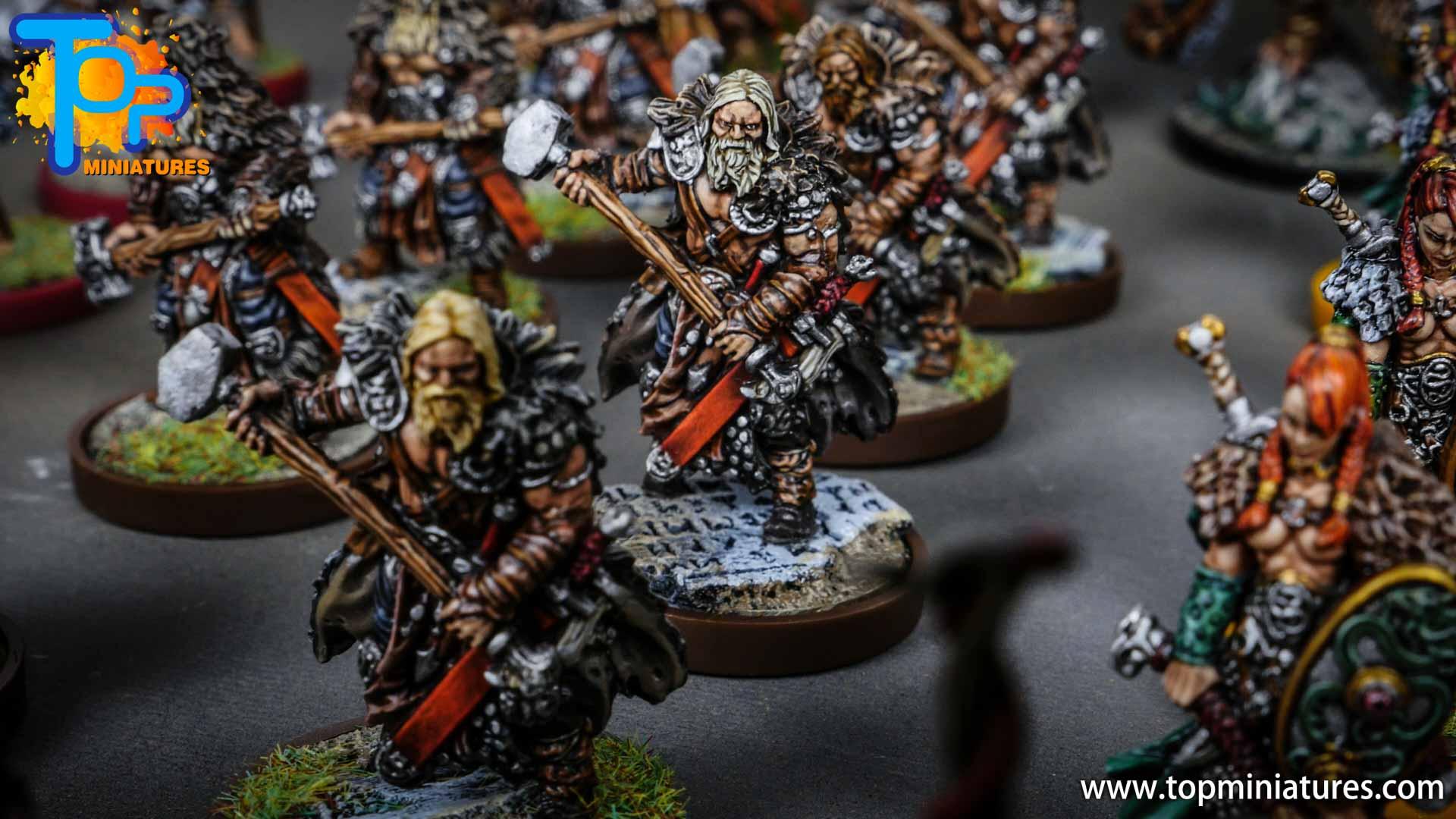 Blood rage painted bear clan (4)