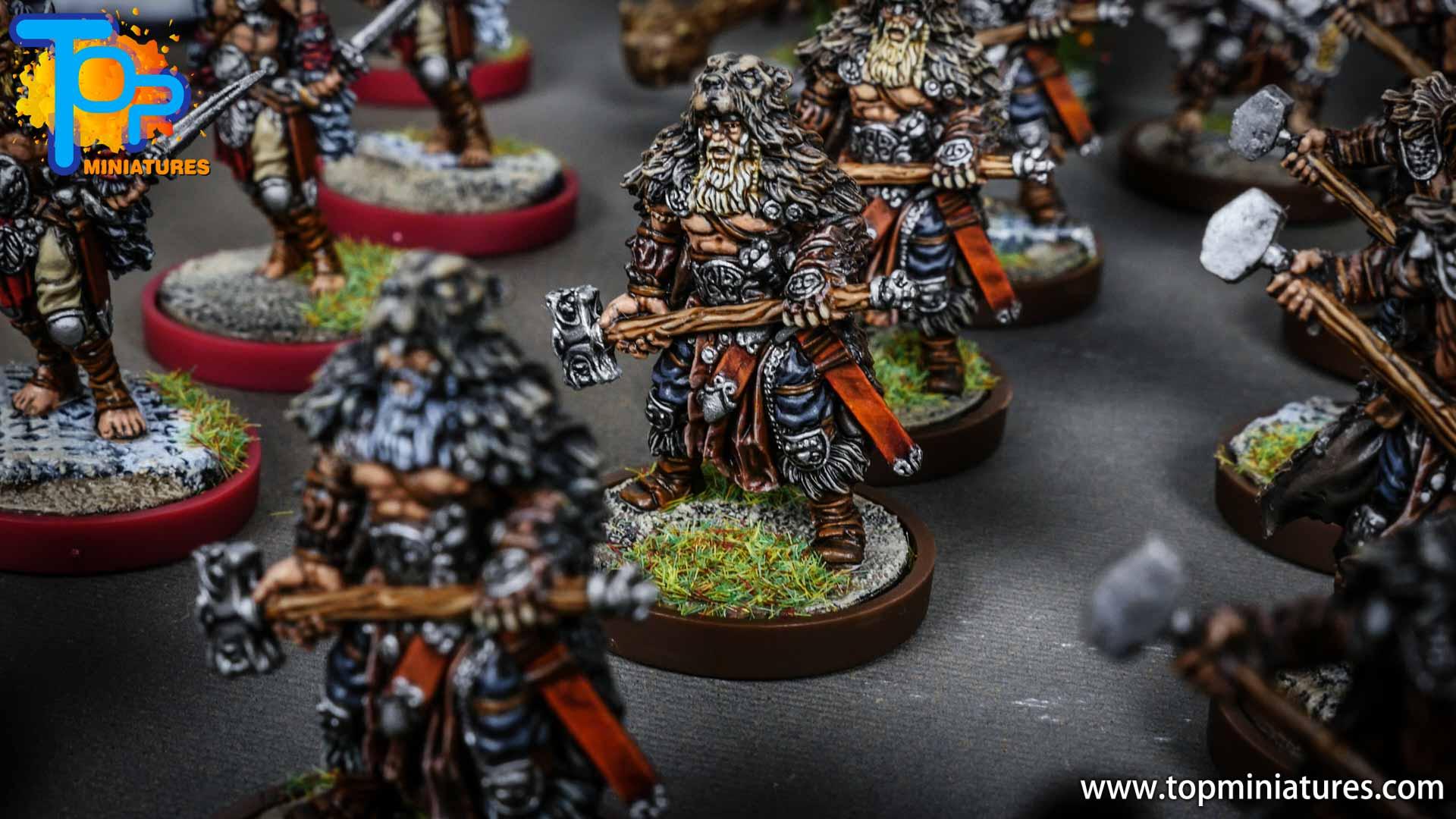 Blood rage painted bear clan (5)