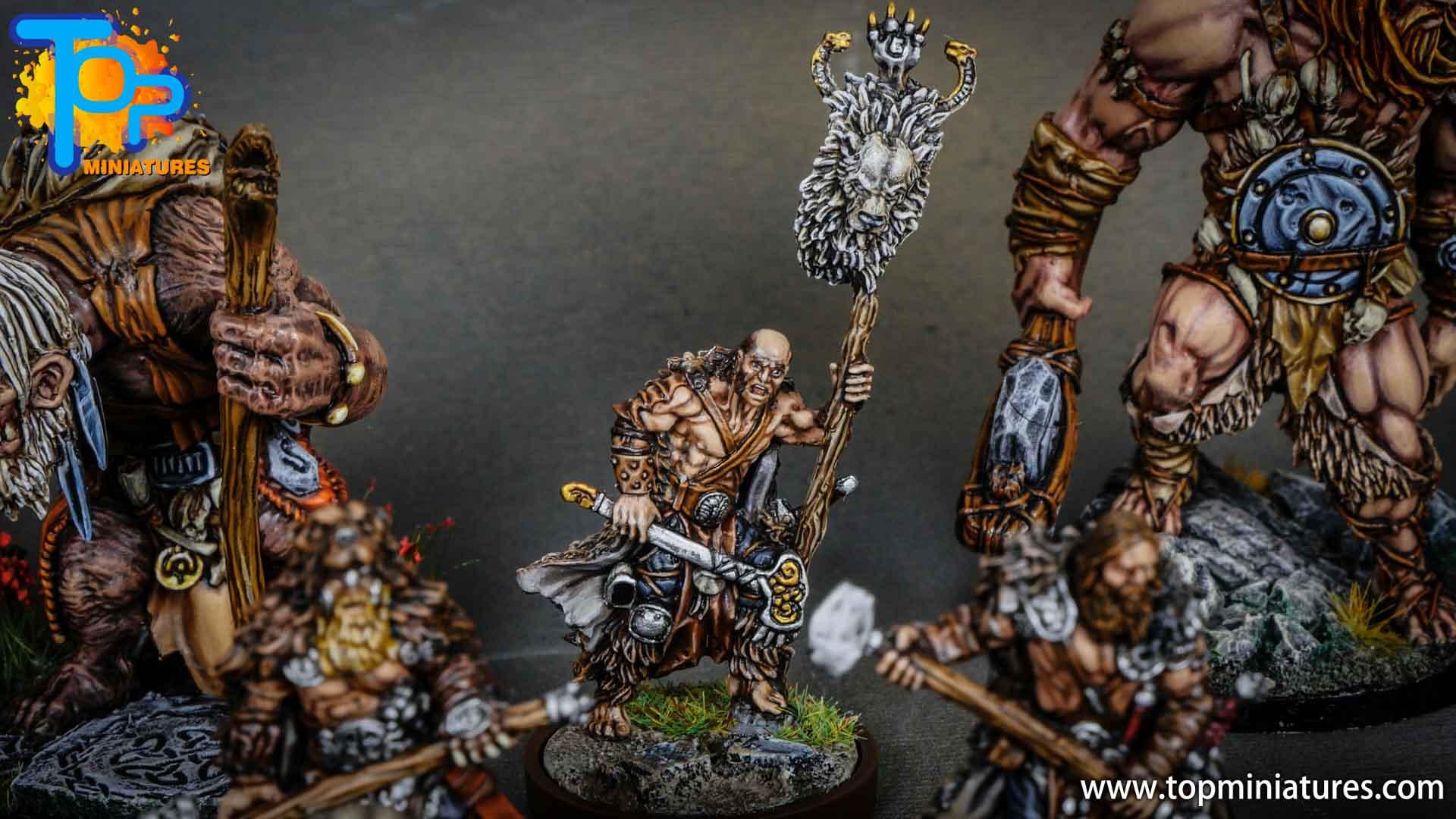 Blood rage painted bear clan (6)