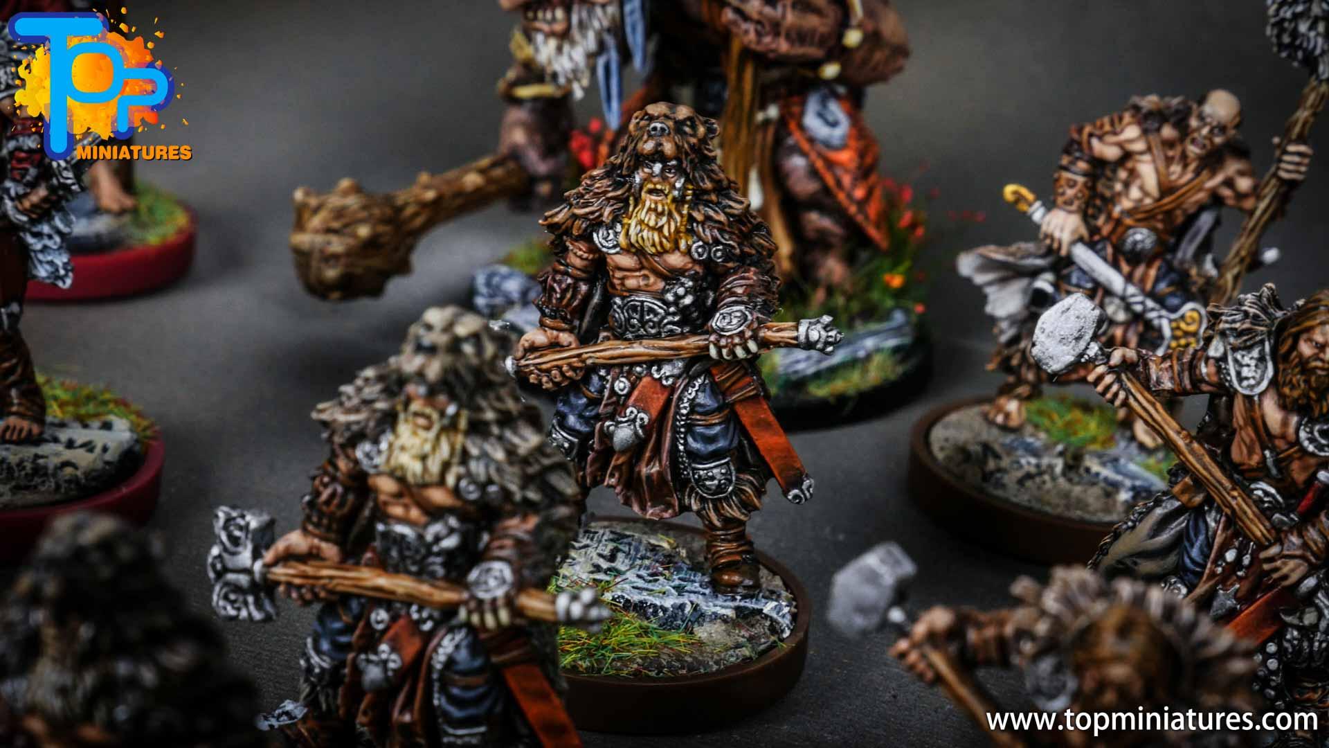 Blood rage painted bear clan (7)