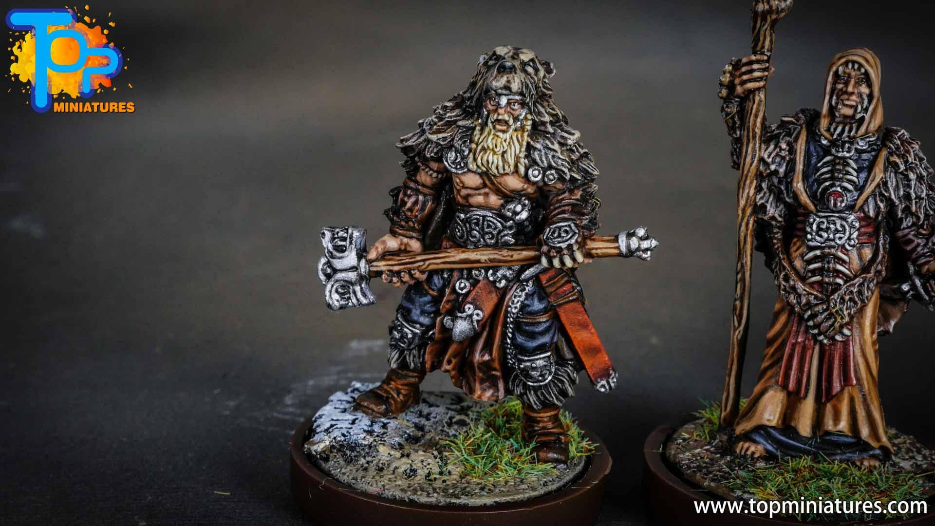 Blood rage painted bear clan (9)