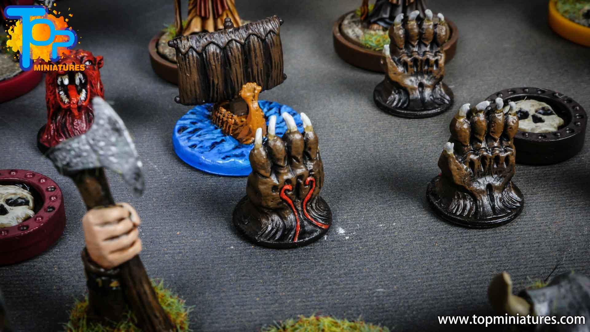 Blood rage painted bear clan