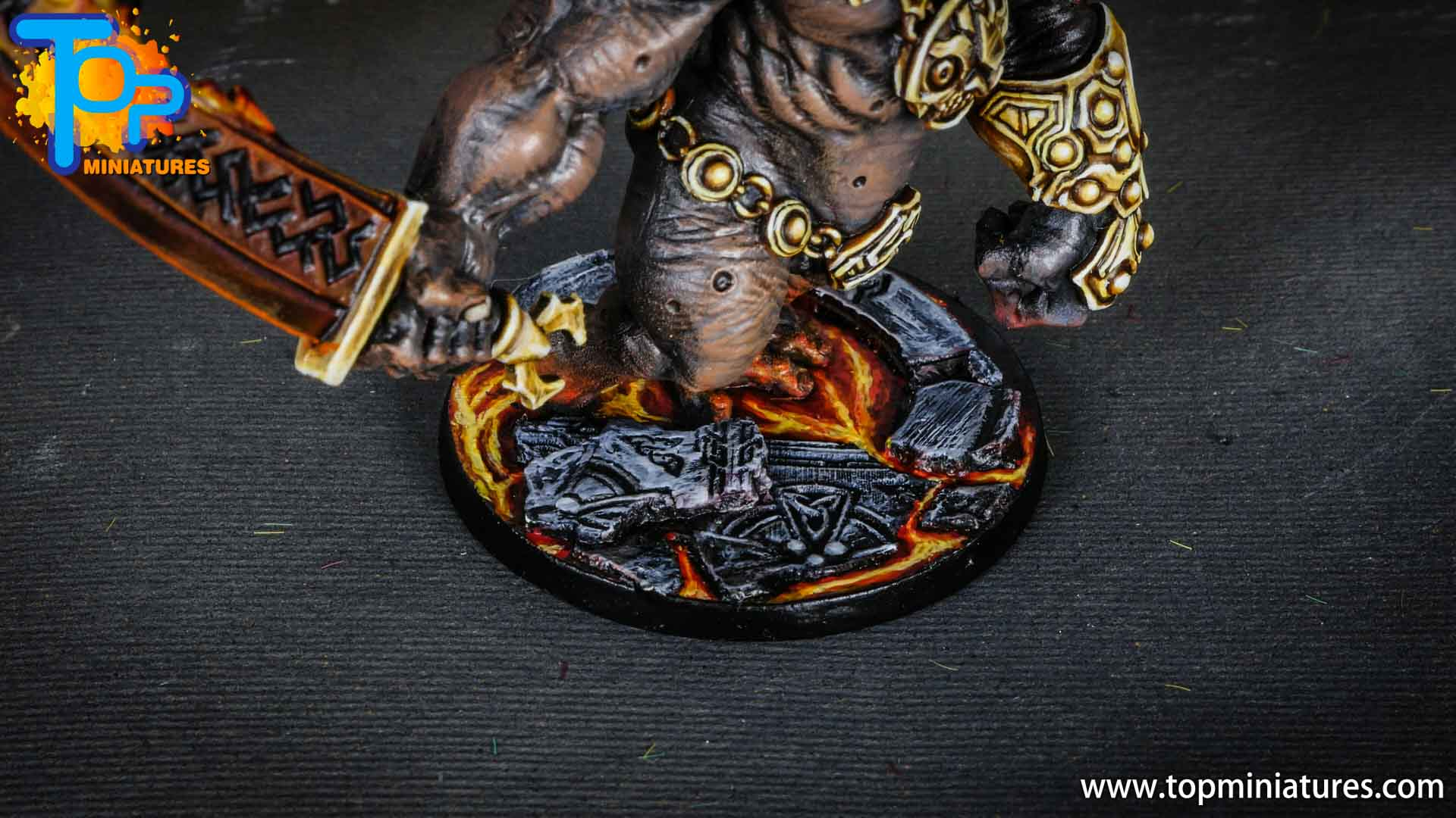 Blood rage painted fire giant (16)