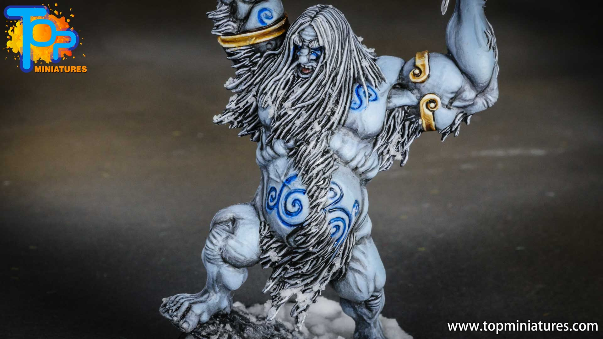 Blood rage painted frost giant (3)