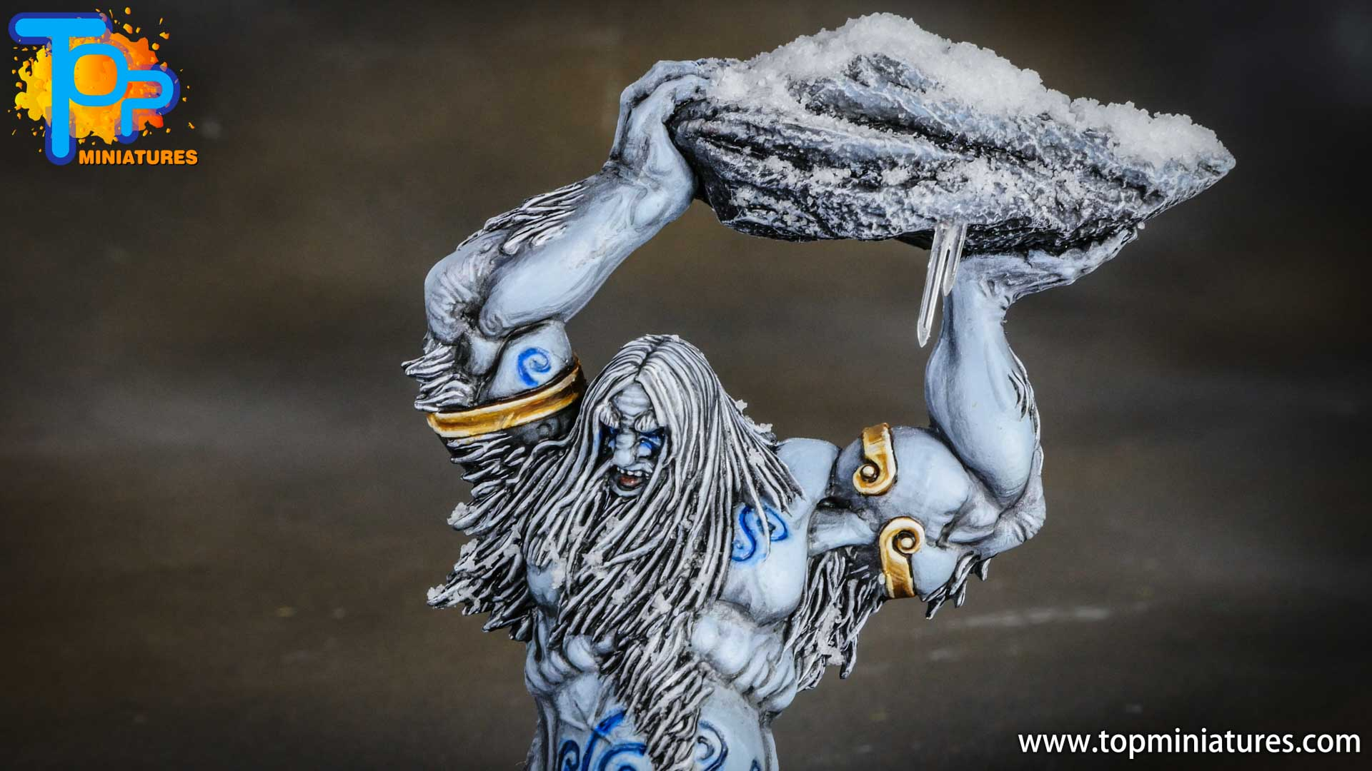 Blood rage painted frost giant (4)