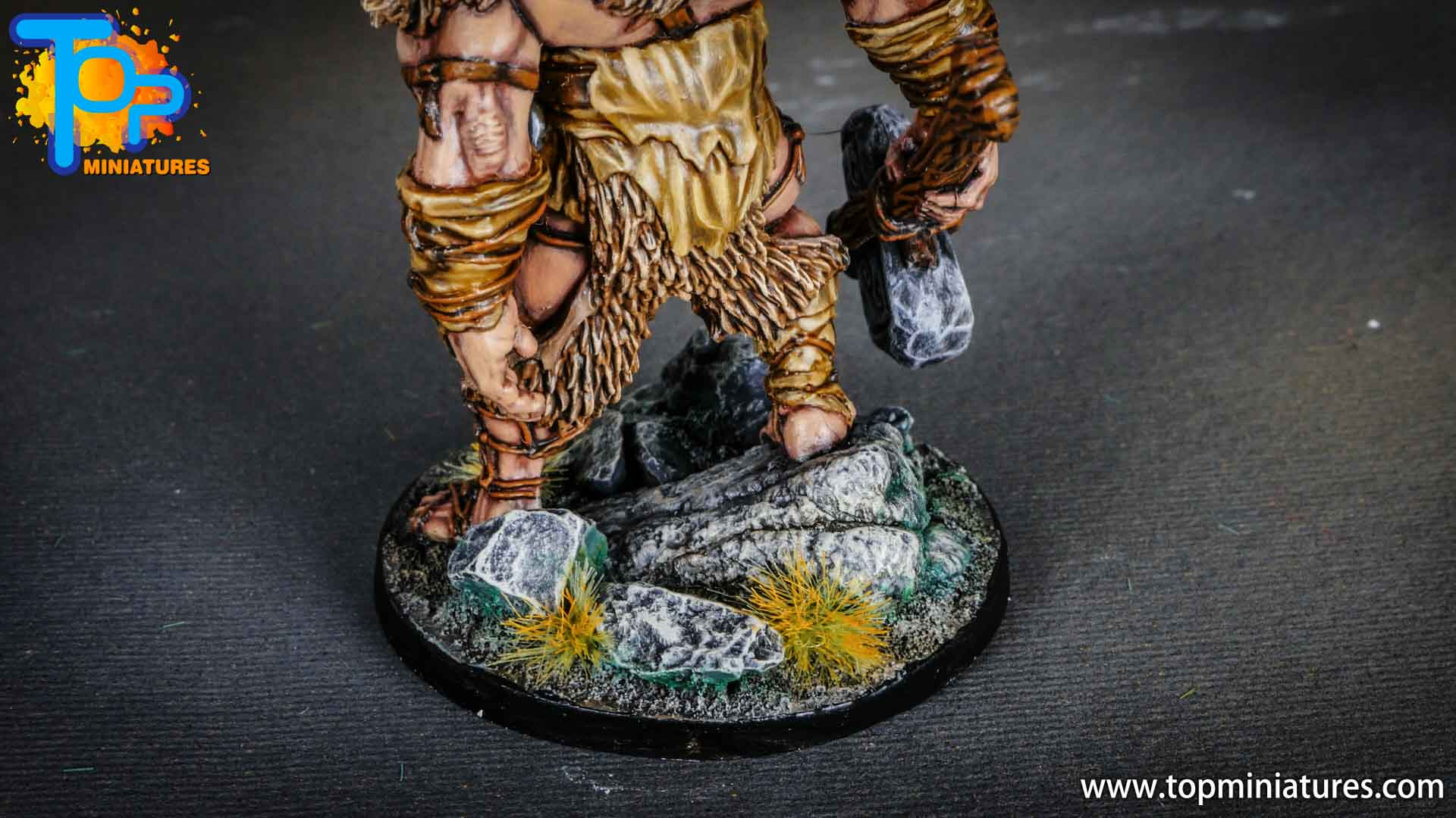 Blood rage painted mountain giant (8)