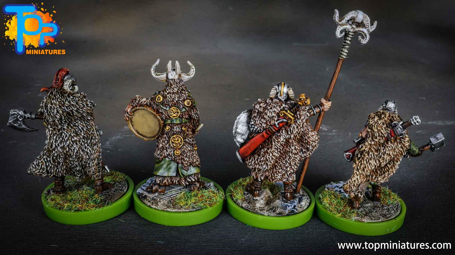 Blood rage painted ram clan (1)
