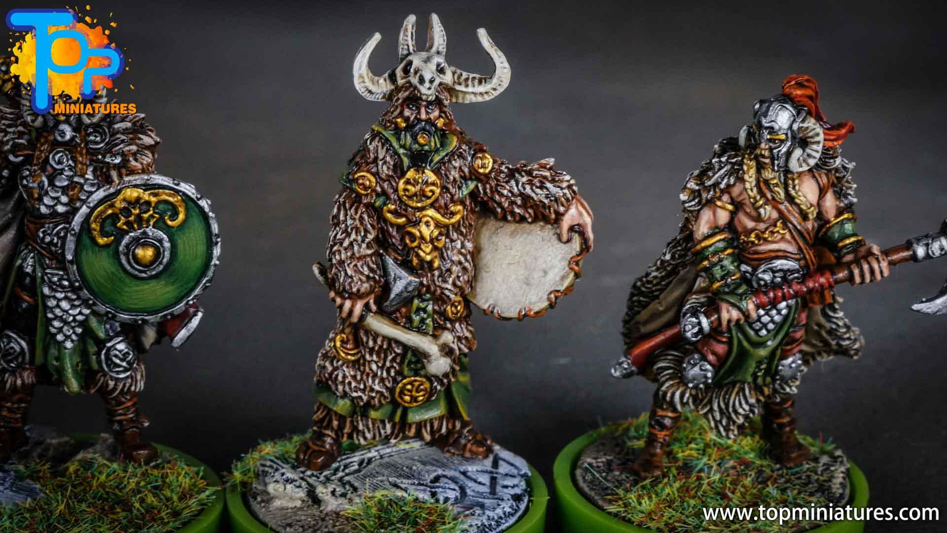 Blood rage painted ram clan (10)