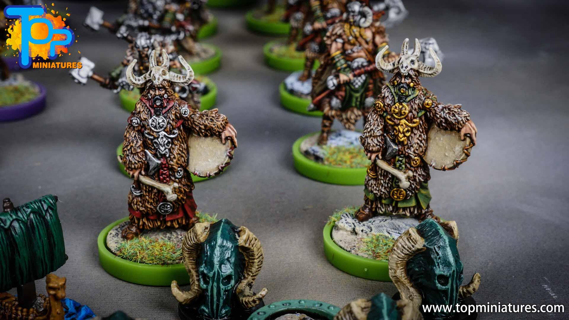 Blood rage painted ram clan (5)