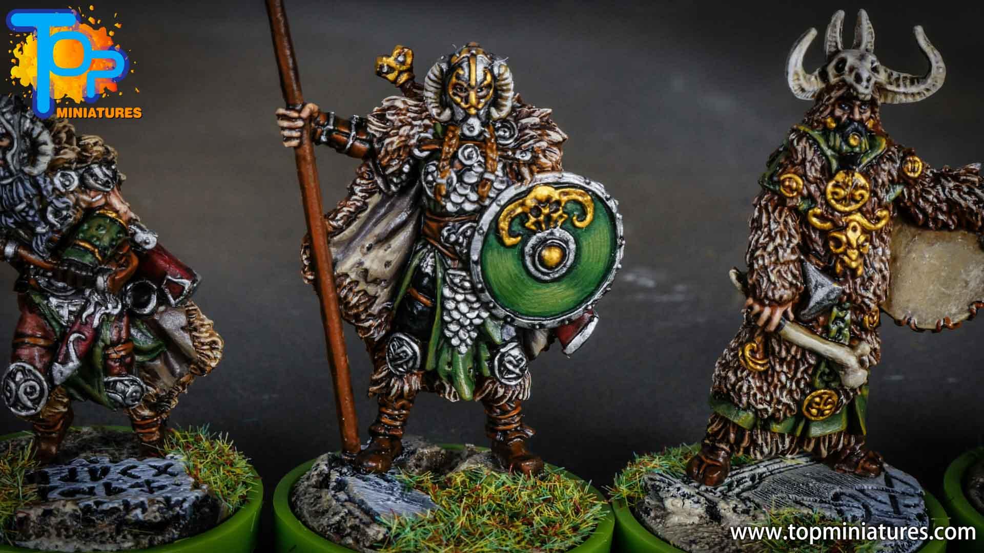 Blood rage painted ram clan (9)