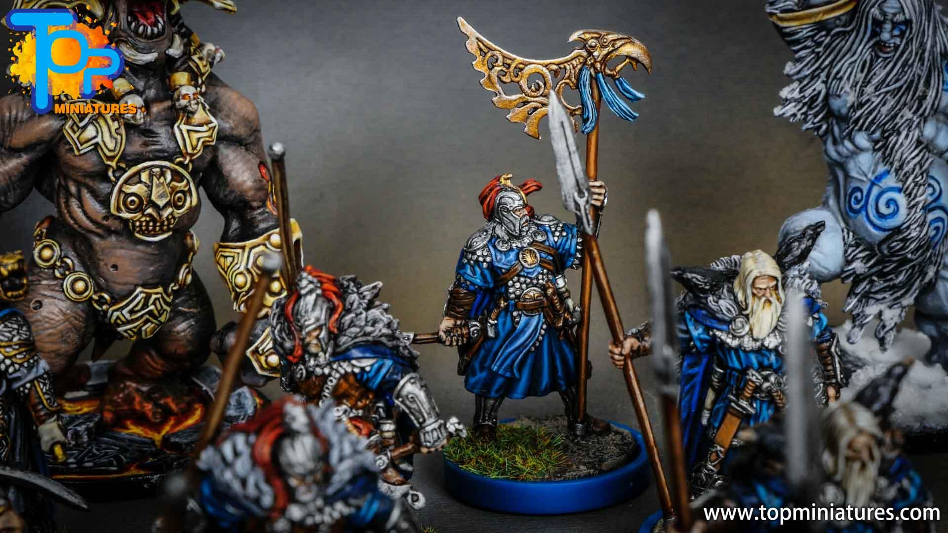 Blood rage painted raven clan (1)