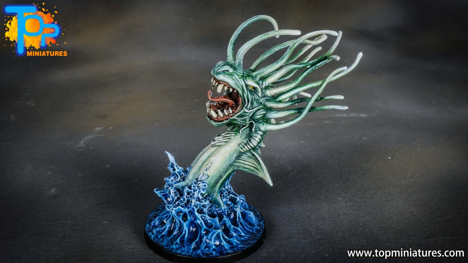 Blood rage painted sea serpent (6)