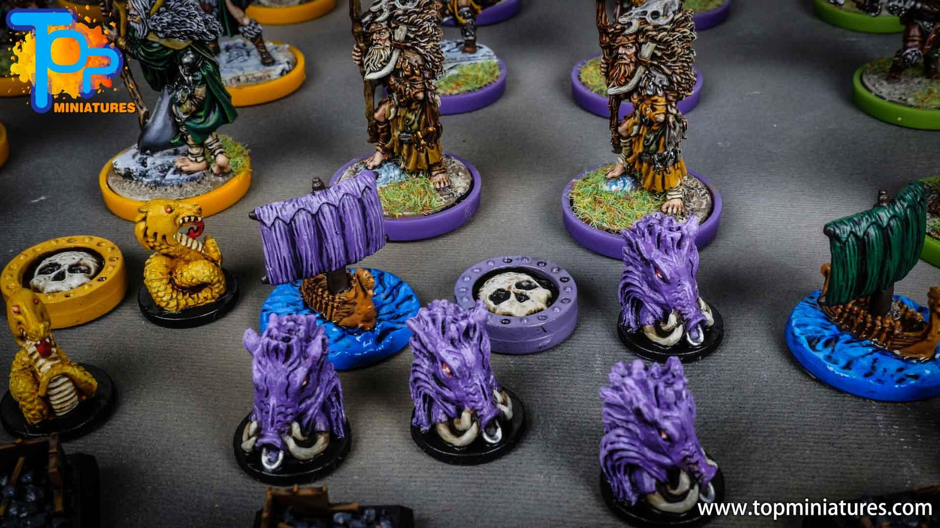 Blood rage painted wildboar clan (1)