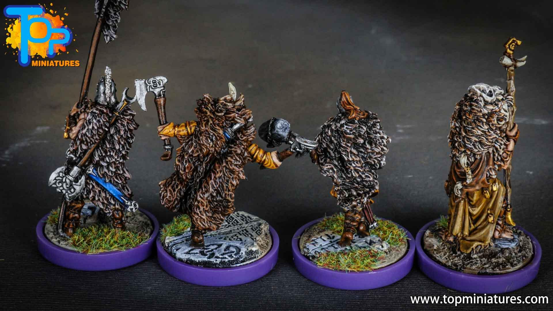 Blood rage painted wildboar clan (11)