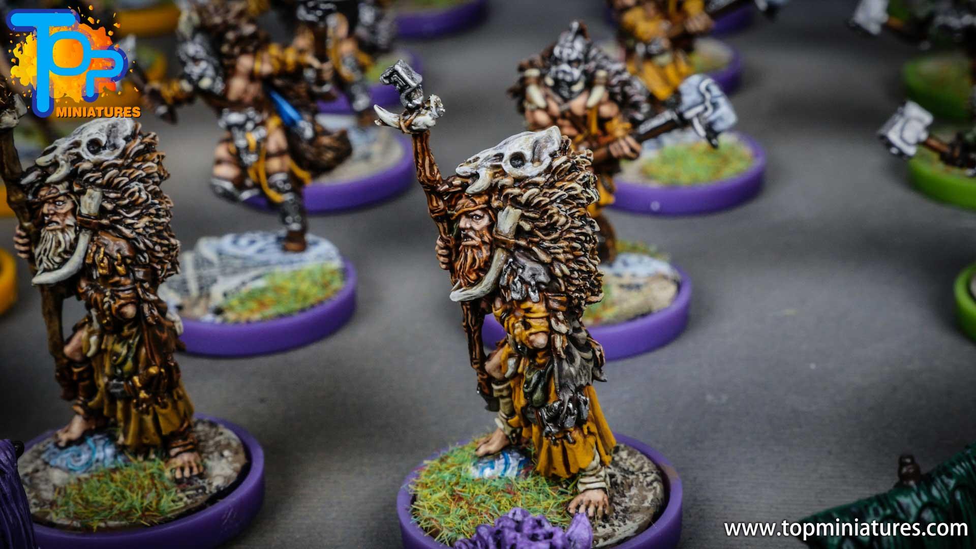 Blood rage painted wildboar clan (3)