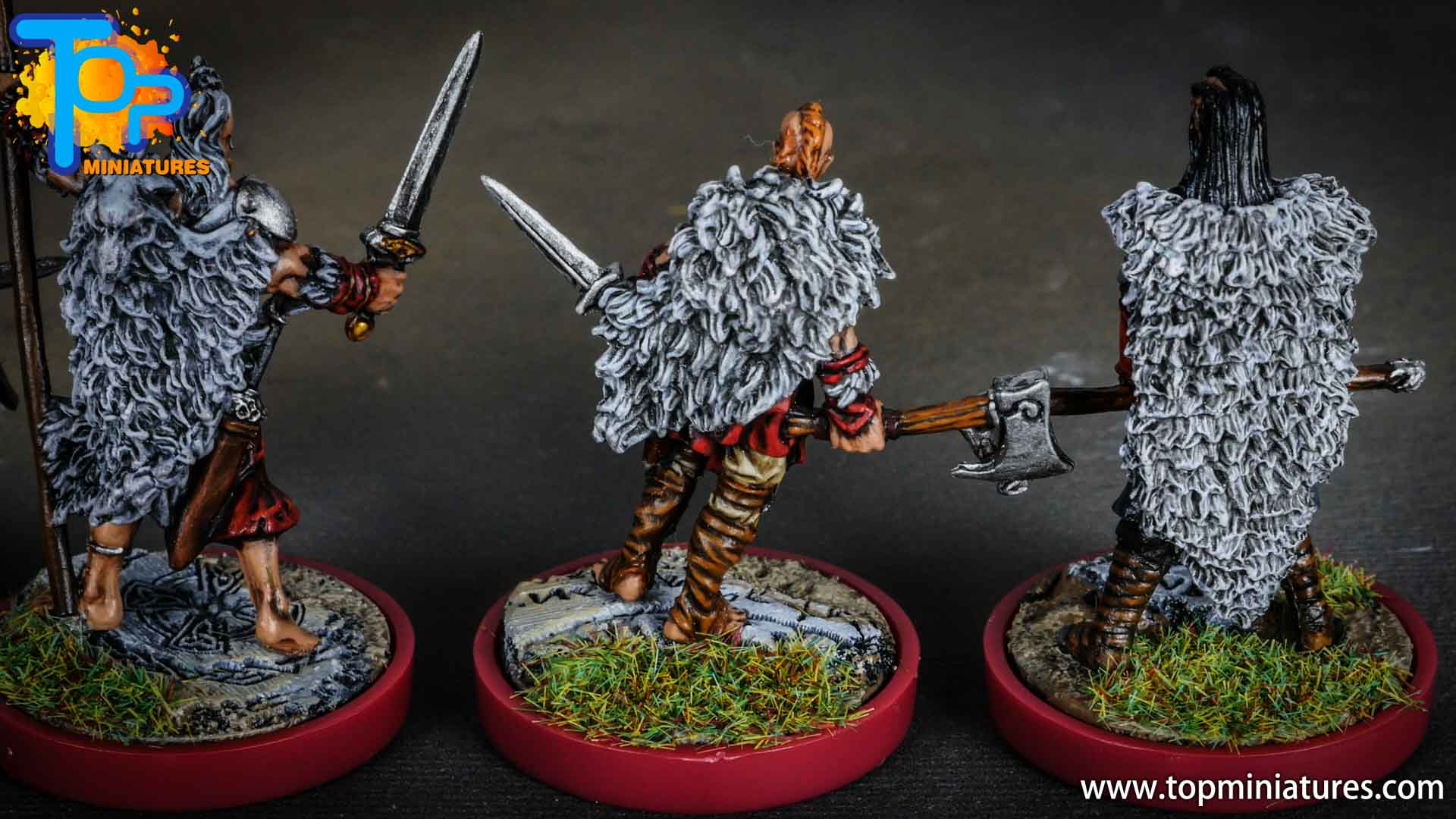 Blood rage painted wolf clan (1)