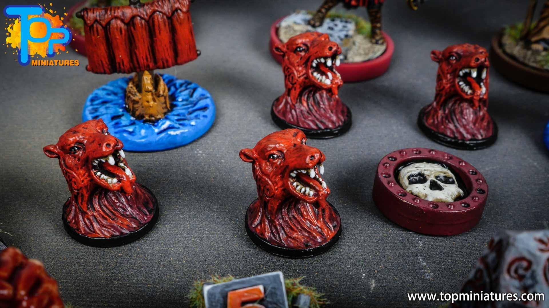 Blood rage painted wolf clan (2)