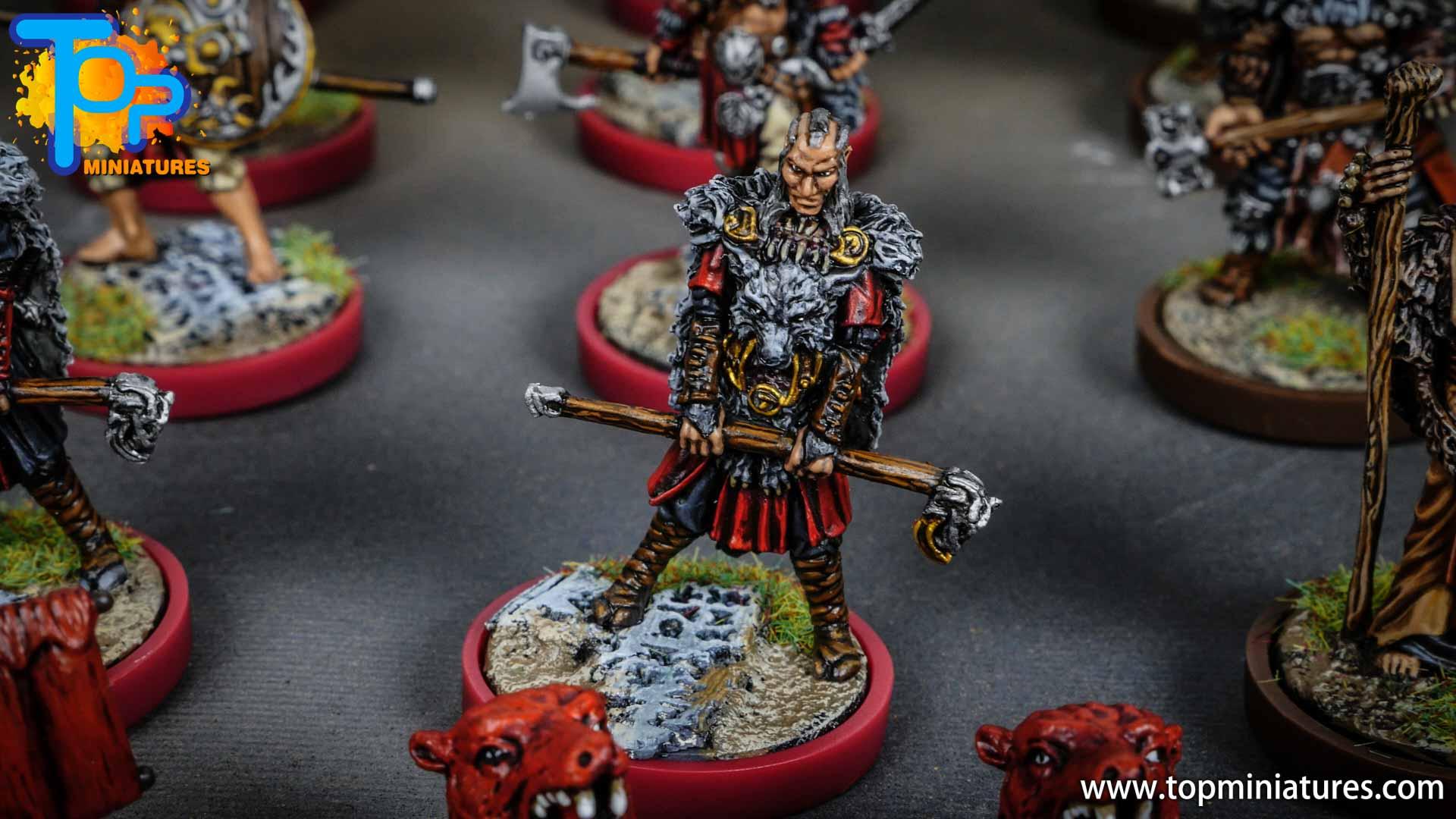 Blood rage painted wolf clan (3)