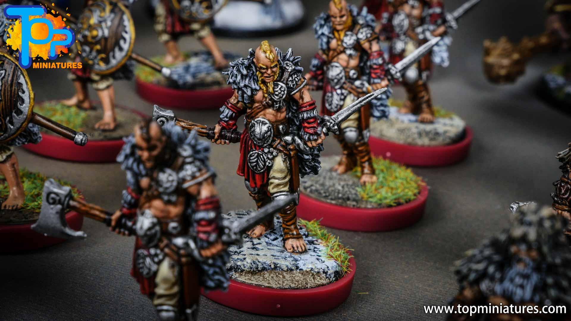 Blood rage painted wolf clan (5)