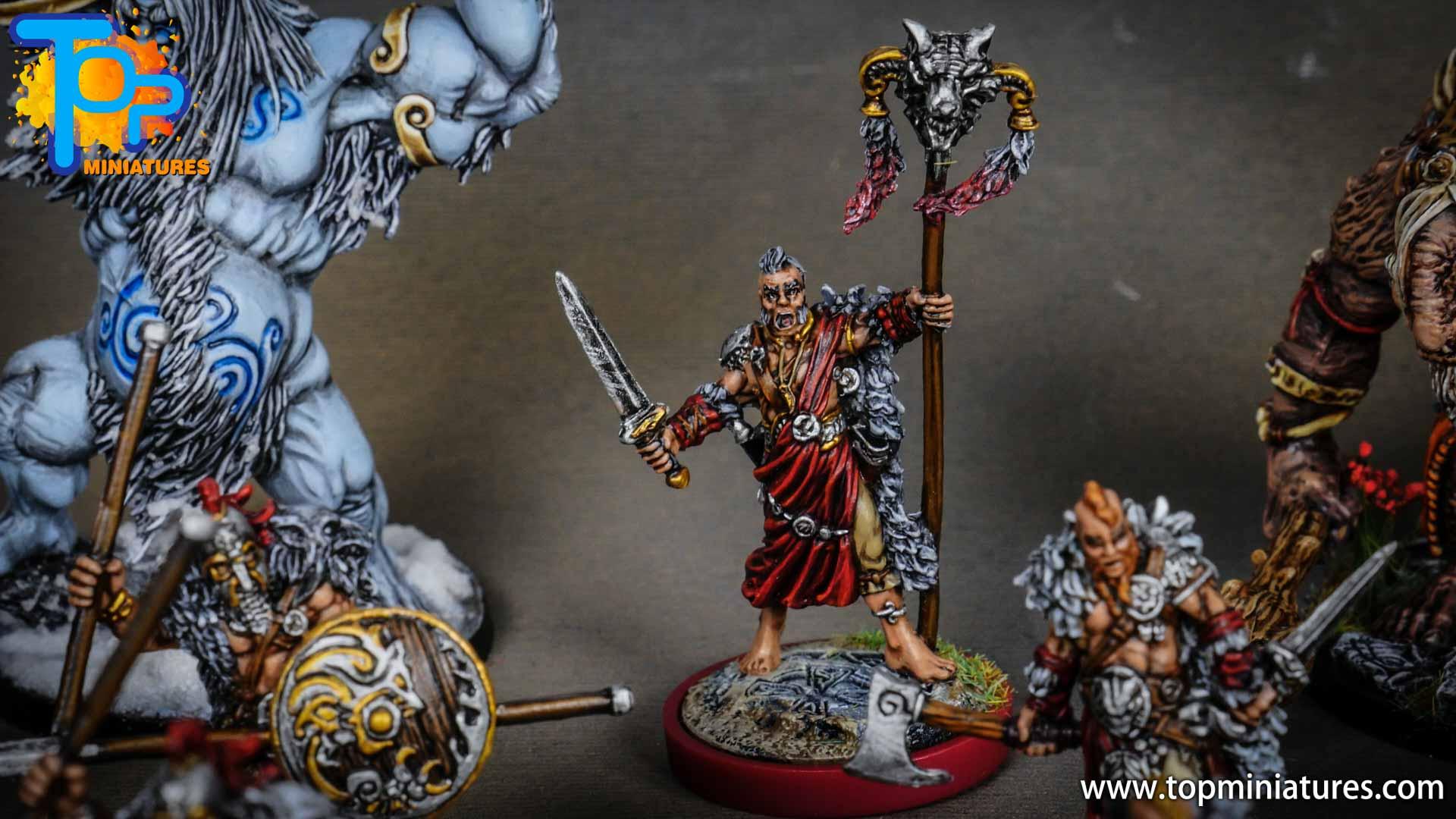 Blood rage painted wolf clan (7)
