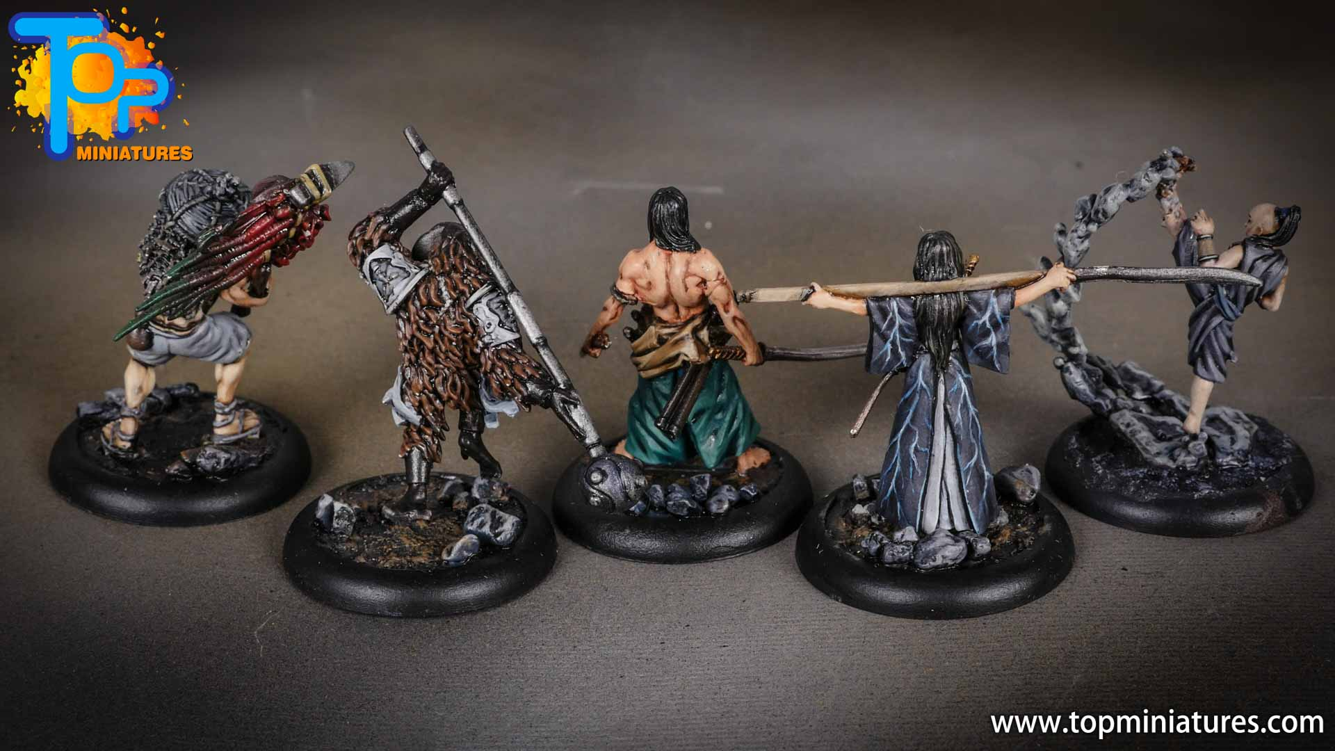 Bushido painted ito clan (1)