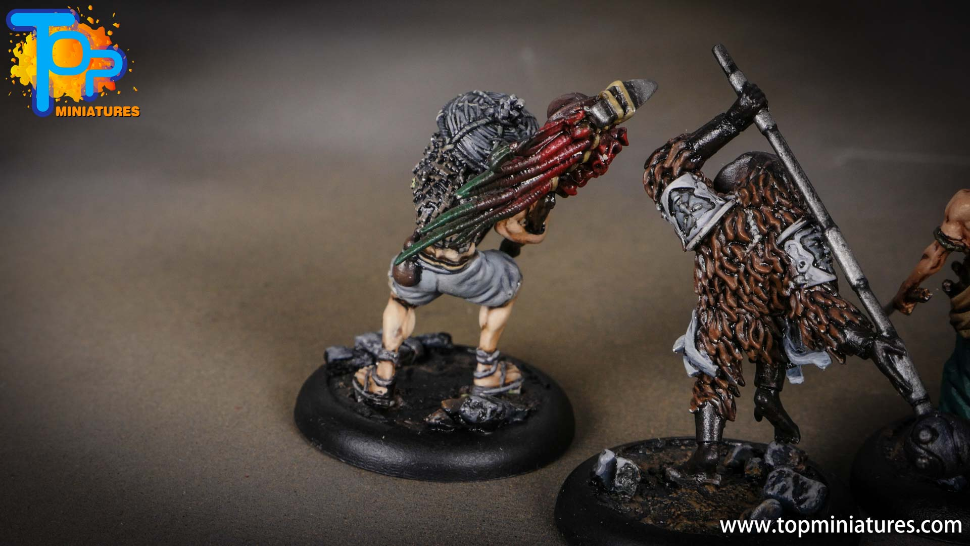 Bushido painted ito clan (2)