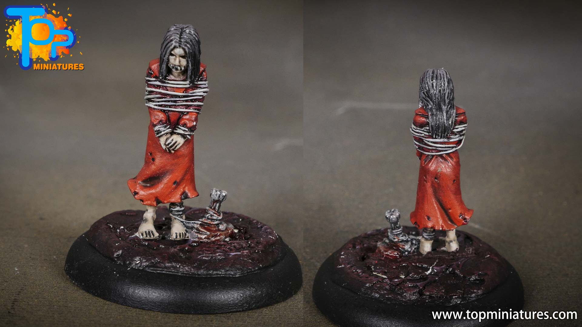 Bushido painted taka