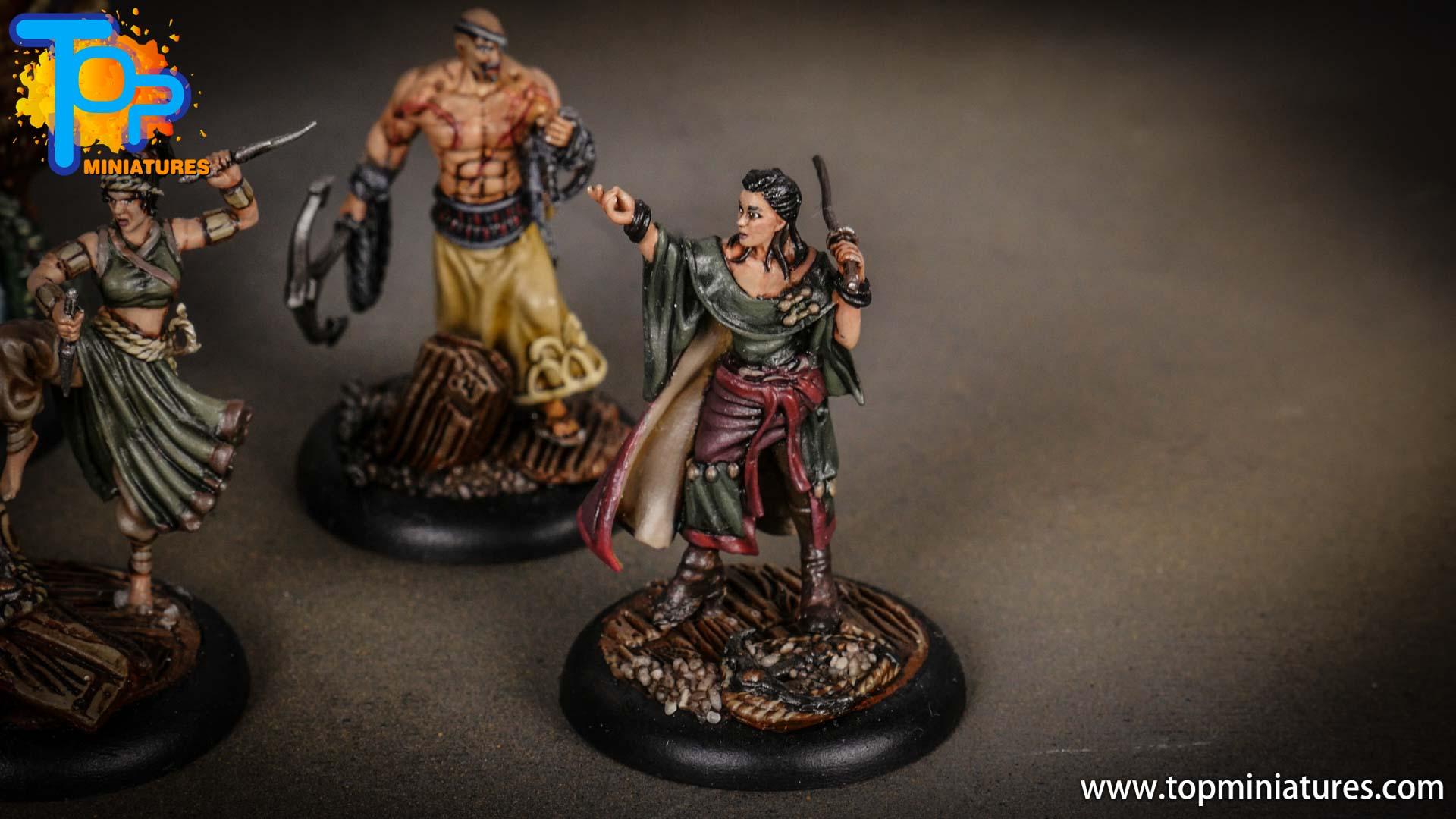 Bushido pirates painted mari jung