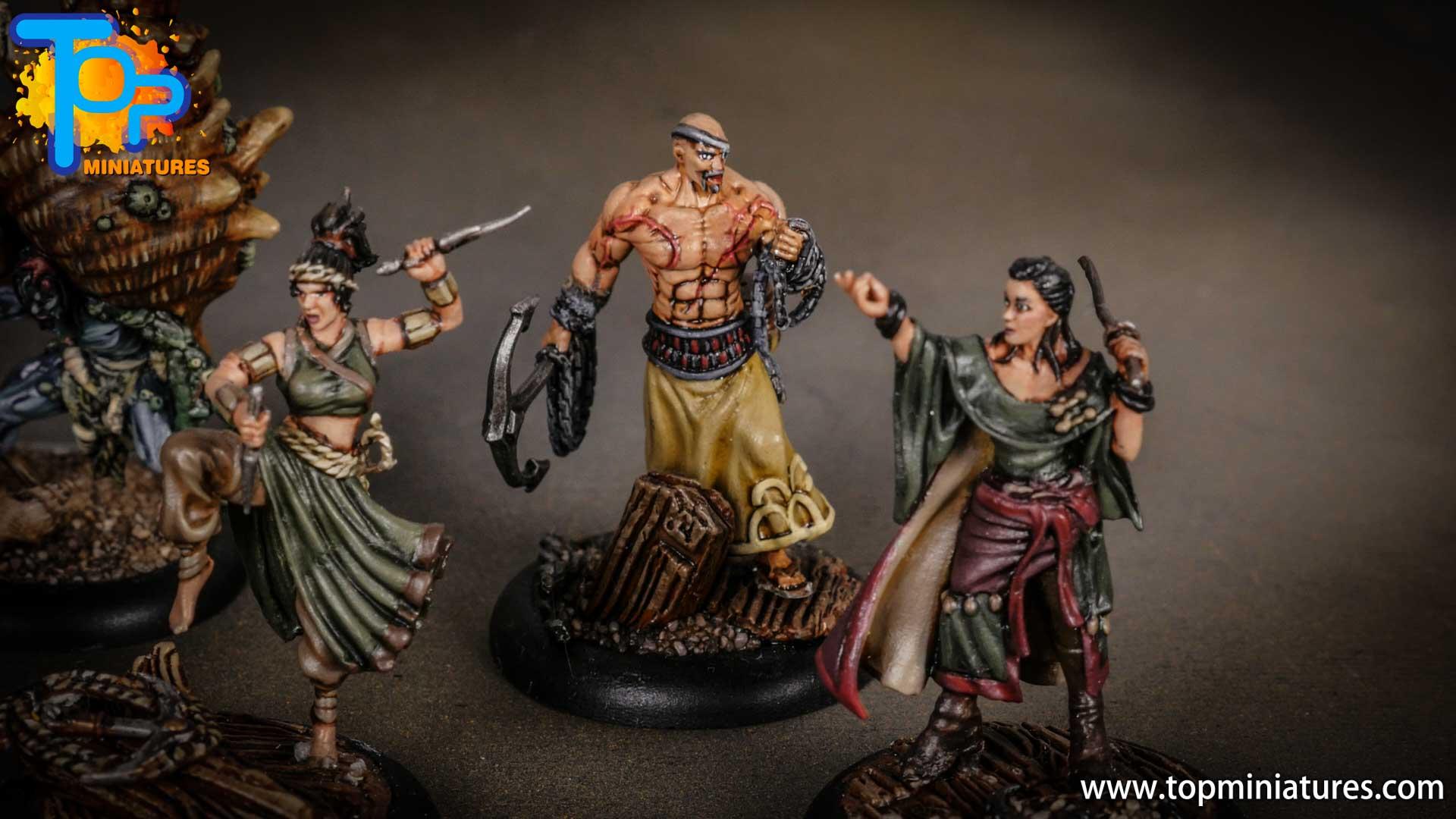 Bushido pirates painted minato jung