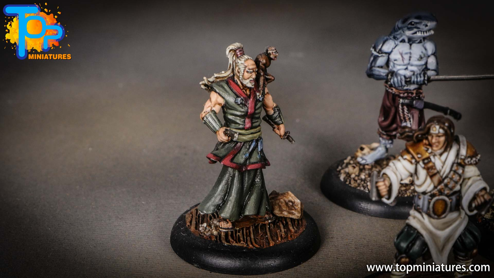 Bushido pirates painted yuji