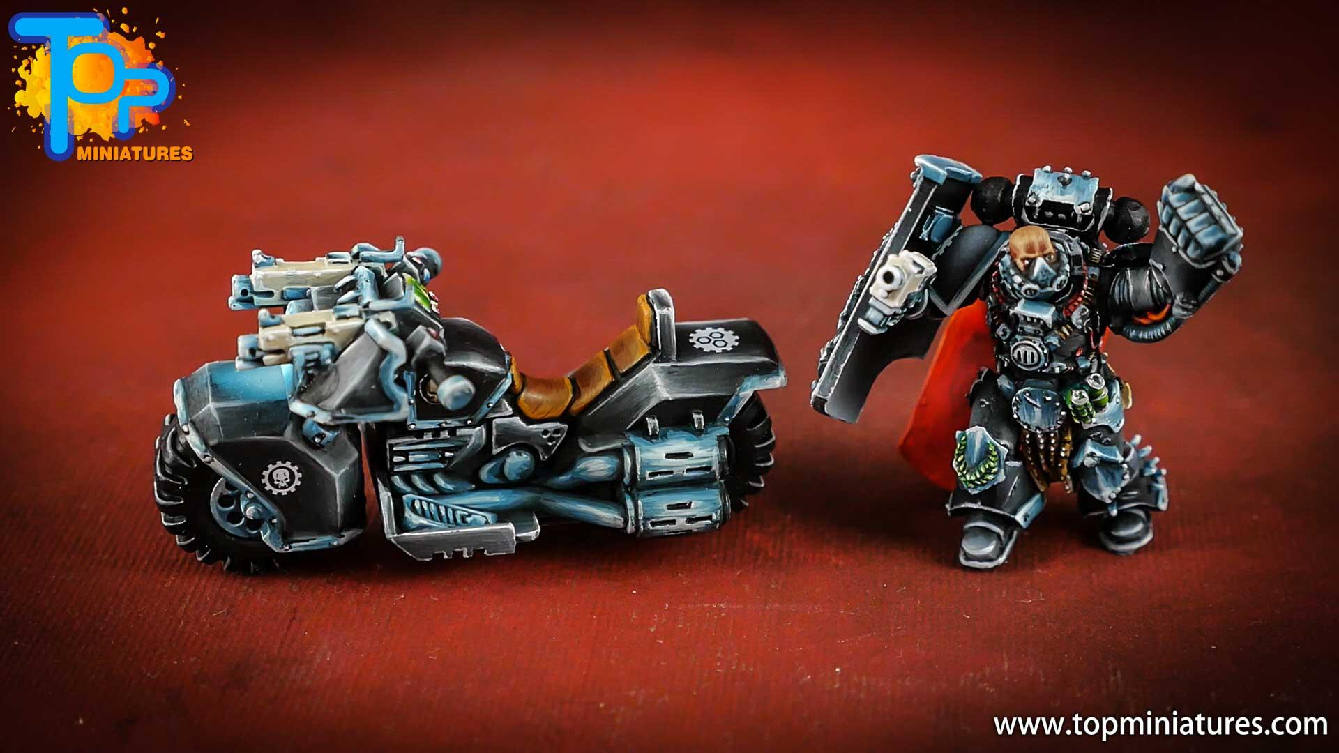 Iron hands chapter master smashfucker (7)