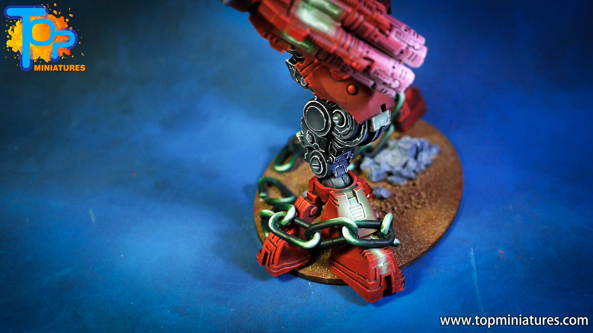 KX139 Ta'unar Supremacy Armour painted (12)