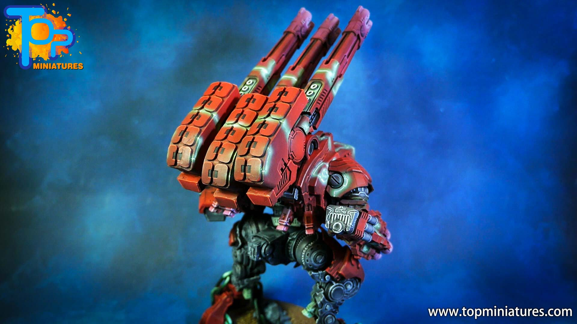 KX139 Ta'unar Supremacy Armour painted (13)