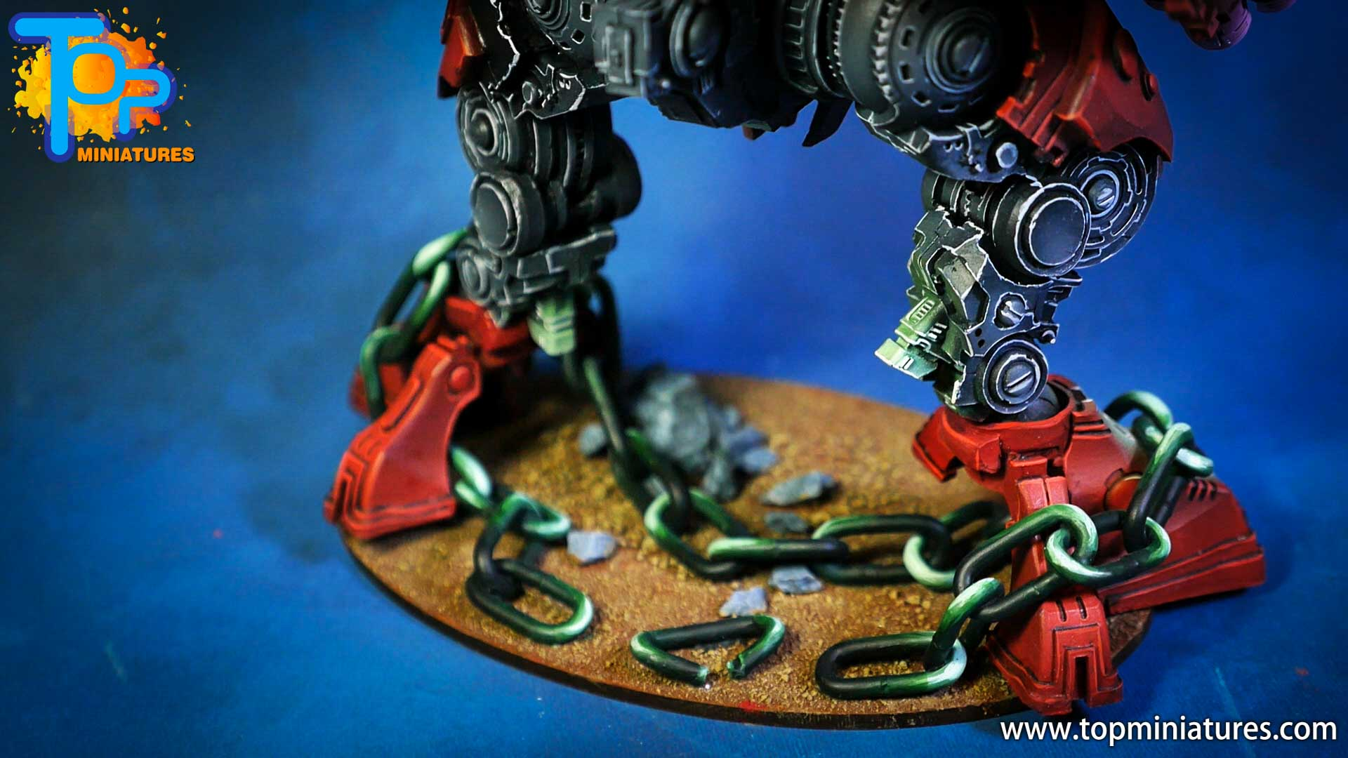 KX139 Ta'unar Supremacy Armour painted (14)