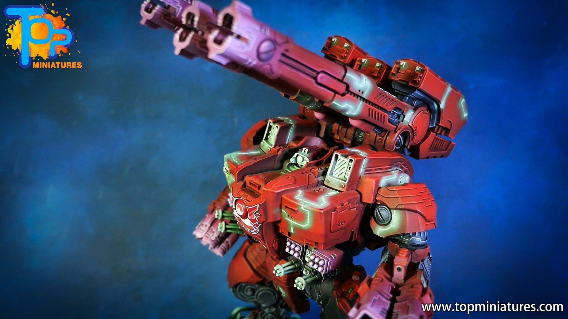 KX139 Ta'unar Supremacy Armour painted (20)